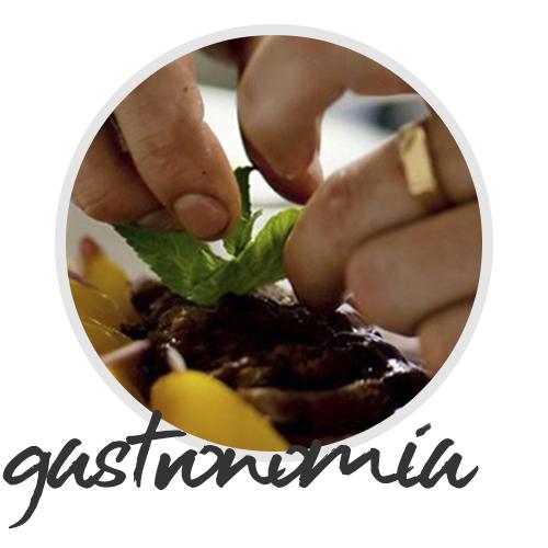 Entorno: gastronomía en Casa Millán