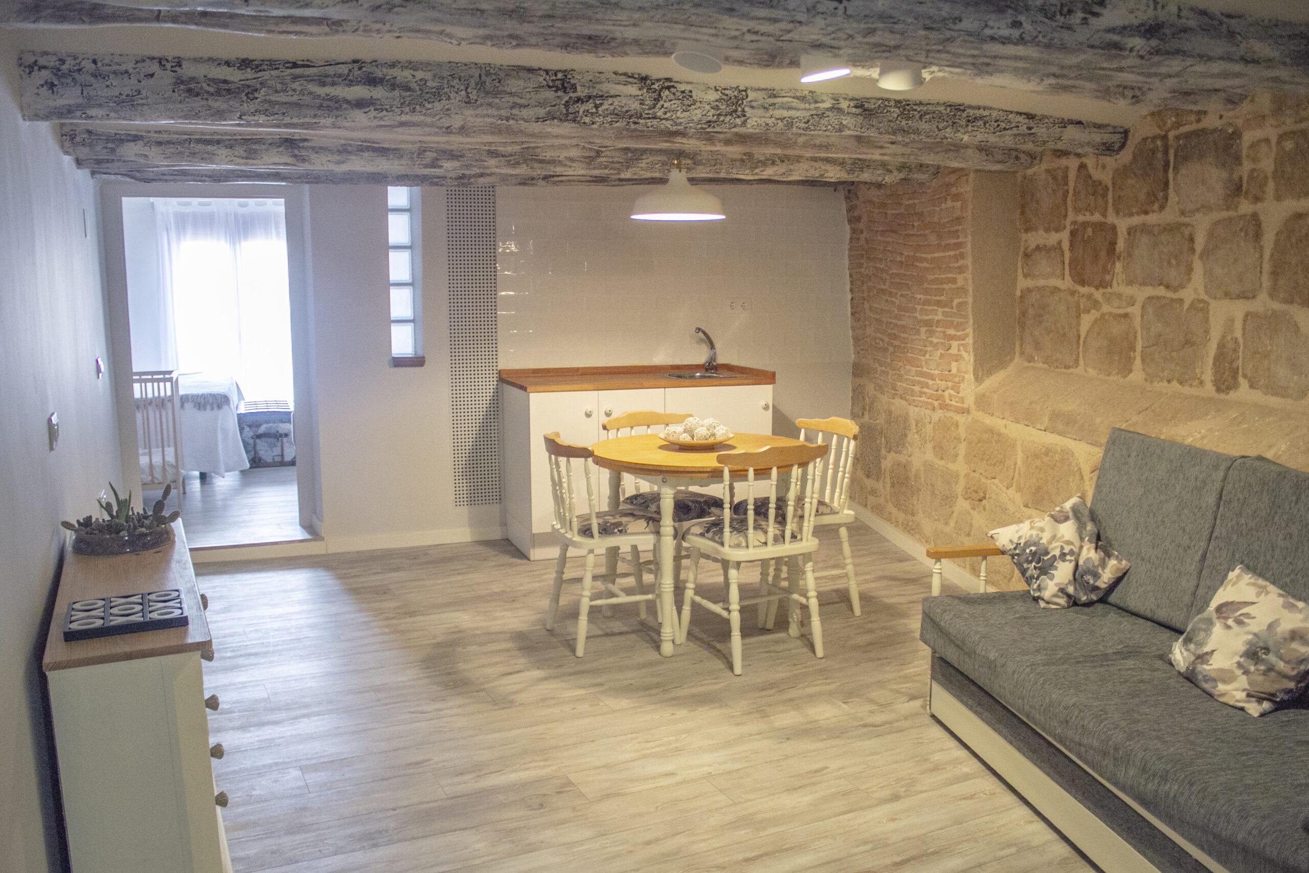 Casa El Morral - Primer piso