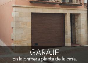 Garaje de Casa Millán